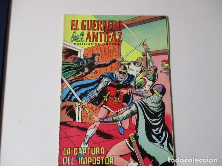 VALENCIANA EL GUERRERO DEL ANTIFAZ NUMERO 213 BUEN ESTADO (Tebeos y Comics - Valenciana - Guerrero del Antifaz)