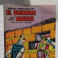 Tebeos: NUEVAS AVENTURAS DE EL GUERRERO DEL ANTIFAZ PUBLICACIONES JUVENILES. Lote 237011370