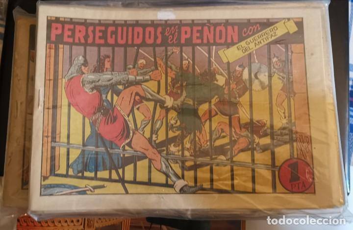 Tebeos: El guerrero del antifaz primera edicion 505 tebeos - Foto 2 - 237011770