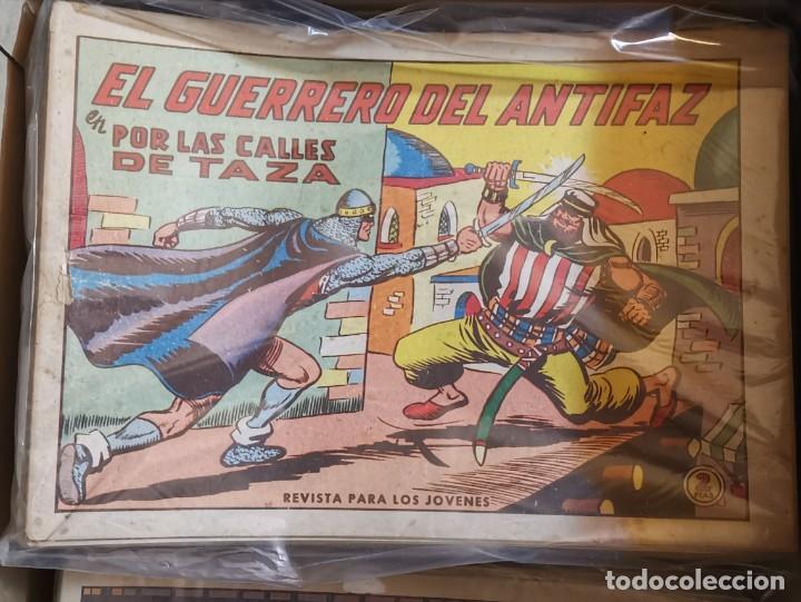 Tebeos: El guerrero del antifaz primera edicion 505 tebeos - Foto 3 - 237011770