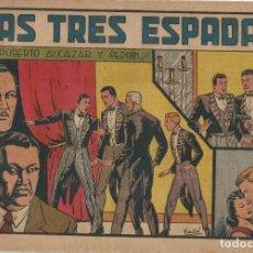 Tebeos: ROBERTO ALCÁZAR Y PEDRÍN Nº 129 ORIGINAL. 1,25 PTA. LOMO REPARADO. INTERIOR EN PERFECTO ESTADO. Lote 237141330