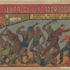 Tebeos: ROBERTO ALCÁZAR Y PEDRÍN Nº 117 ORIGINAL. 1 PTA. LOMO REPARADO. INTERIOR EN PERFECTO ESTADO. Lote 237141675