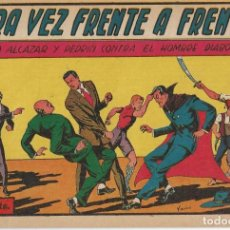 Tebeos: ROBERTO ALCÁZAR Y PEDRÍN Nº 111 ORIGINAL. 1,50 PTA. LOMO POR REPARAR. DE ENCUADERNACIÓN. Lote 237213465