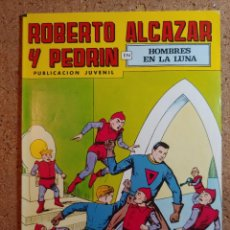 Giornalini: COMIC DE ROBERTO ALCAZAR Y PEDRIN EN HOMBRES EN LA LUNA Nº 209. Lote 237713525