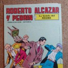 Giornalini: COMIC DE ROBERTO ALCAZAR Y PEDRIN EN LA BANDA DEL NEGRO Nº 88. Lote 237717840