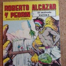 Giornalini: COMIC DE ROBERTO ALCAZAR Y PEDRIN EN EL MALVADO VATIKE Nº 84. Lote 237718120