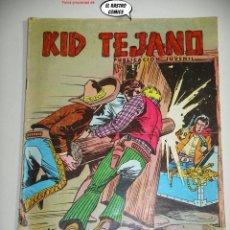 Livros de Banda Desenhada: KID TEJANO Nº 29, ED. VALENCIANA. Lote 238051500