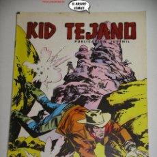 Livros de Banda Desenhada: KID TEJANO Nº 26, ED. VALENCIANA. Lote 238051645