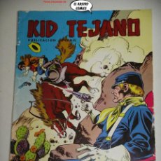 Livros de Banda Desenhada: KID TEJANO Nº 14, ED. VALENCIANA. Lote 238052170