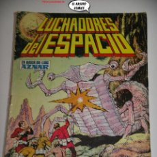 Livros de Banda Desenhada: LUCHADORES DEL ESPACIO Nº 12, ED. VALENCIANA, LA SAGA DE LOS AZNAR. Lote 238052855