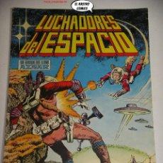 Livros de Banda Desenhada: LUCHADORES DEL ESPACIO Nº 10, ED. VALENCIANA, LA SAGA DE LOS AZNAR. Lote 238052990