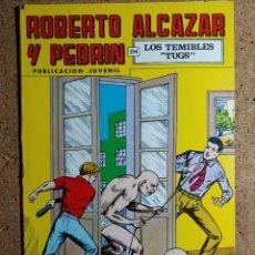 Giornalini: COMIC DE ROBERTO ALCAZAR Y PEDRIN LOS TEMIBLES TUGS Nº 216. Lote 238638120
