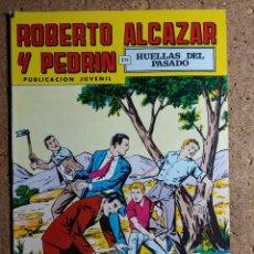 Giornalini: COMIC DE ROBERTO ALCAZAR Y PEDRIN HUELLAS DEL PASADO Nº 214. Lote 238638335