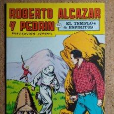Giornalini: COMIC DE ROBERTO ALCAZAR Y PEDRIN EL TEMPLO DE LOS ESPIRITUS Nº 59. Lote 238638865