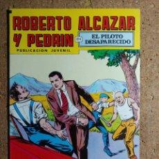 Giornalini: COMIC DE ROBERTO ALCAZAR Y PEDRIN EL GENIO NEGRO Nº 62. Lote 238639585