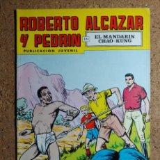 Giornalini: COMIC DE ROBERTO ALCAZAR Y PEDRIN EL MANDARIN CHAP - KUNG Nº 70. Lote 238640855