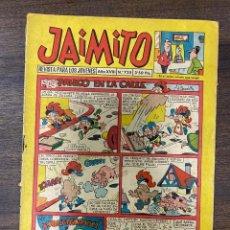 BDs: JAIMITO. REVISTA PARA LOS JOVENES. AÑO XVIII. Nº 735. EDITORA VALENCIANA. Lote 239556845