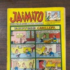 Tebeos: JAIMITO. REVISTA PARA LOS JOVENES. AÑO XX. Nº 796. EDITORA VALENCIANA. Lote 239557370