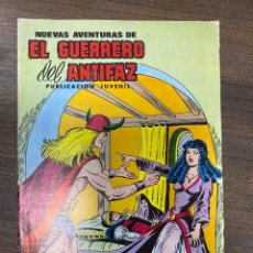 Tebeos: NUEVAS AVENTURAS DE EL GUERRERO DEL ANTIFAZ. Nº 108 - EL AMOR DEL OLAF. EDITORA VALENCIANA. Lote 239589530