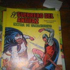 Tebeos: COMICS GUERRERO DE ANTIFAZ. EXTRA DE VACACIONES. 1974. Lote 239890670