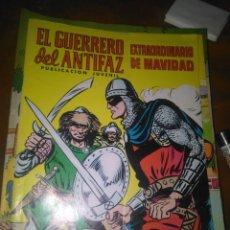 Tebeos: COMICS GUERRERO DE ANTIFAZ EXTRA NAVIDAD. 1975. Lote 239891410