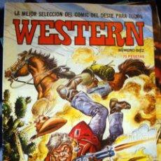 Tebeos: COMIC WESTERN Nº 10 EDITORIAL VALENCIANA 1983 NUEVO. Lote 240805955