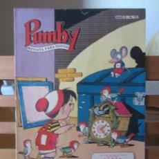 Tebeos: PUMBY Nº 51 ORIGINAL 2 PESETAS. Lote 241383880