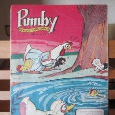 Tebeos: PUMBY Nº 73 ORIGINAL 2,50 PESETAS. Lote 241386585