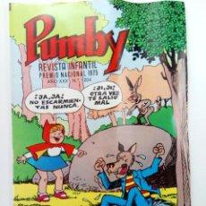 Tebeos: PUMBY - AÑO XXX Nº 1204 - DE ALMACÉN DE DISTRIBUIDORA. Lote 241468180