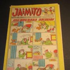 Tebeos: JAIMITO (1945, VALENCIANA) 506 · 20-VI-1959 · JAIMITO. Lote 241483560