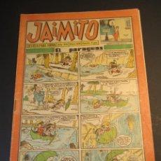 Tebeos: JAIMITO (1945, VALENCIANA) 621 · 2-IX-1961 · JAIMITO. Lote 241486475