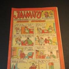Tebeos: JAIMITO (1945, VALENCIANA) 638 · 30-XII-1961 · JAIMITO. Lote 241489980