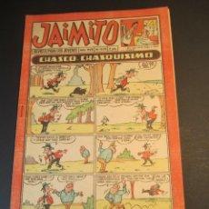 Tebeos: JAIMITO (1945, VALENCIANA) 639 · 6-I-1962 · JAIMITO. Lote 241490740