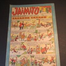 Tebeos: JAIMITO (1945, VALENCIANA) 662 · 16-VI-1962 · JAIMITO. Lote 241491635