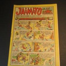 Tebeos: JAIMITO (1945, VALENCIANA) 666 · 14-VII-1962 · JAIMITO. Lote 241492395