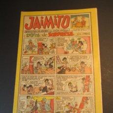 Tebeos: JAIMITO (1945, VALENCIANA) 680 · 20-X-1962 · JAIMITO. Lote 241492895