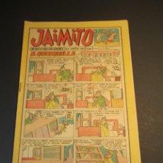 Tebeos: JAIMITO (1945, VALENCIANA) 685 · 24-XI-1962 · JAIMITO. Lote 241494410