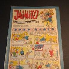 Tebeos: JAIMITO (1945, VALENCIANA) 687 · 8-XII-1962 · EXTRAORDINARIO DE NAVIDAD. Lote 241495045