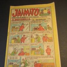 Tebeos: JAIMITO (1945, VALENCIANA) 690 · 29-XII-1962 · JAIMITO. Lote 241495650