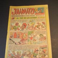 Tebeos: AIMITO (1945, VALENCIANA) 693 · 19-I-1963 · JAIMITO. Lote 241496175