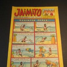 Tebeos: JAIMITO (1945, VALENCIANA) 708 · 4-V-1963 · JAIMITO. Lote 241499075