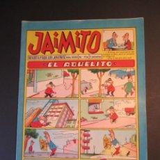 Tebeos: JAIMITO (1945, VALENCIANA) 716 · 29-VI-1963 · JAIMITO. Lote 241500715