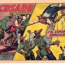 Tebeos: EL ESPADACHIN ENMASCARADO (VALENCIANA) Nº 30. Lote 241554525