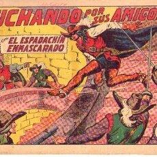Tebeos: EL ESPADACHIN ENMASCARADO (VALENCIANA) Nº 40. Lote 241554650