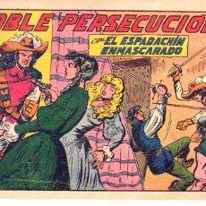 Tebeos: EL ESPADACHIN ENMASCARADO (VALENCIANA) Nº 129. Lote 241554815