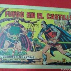 Tebeos: GUERRERO ANTIFAZ. 503 ORIGINAL AÑO 1944. Lote 242010460
