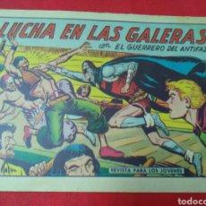 Tebeos: GUERERO ANTIFAZ. 545 . ORIGINAL. AÑO 1944. Lote 242011270