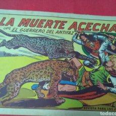 Tebeos: GUERRERO ANTIFAZ. 584 ORIGINAL .AÑO 1944. Lote 242012625