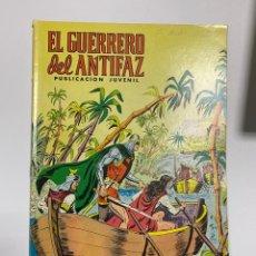 Giornalini: EL GUERRERO DEL ANTIFAZ. Nº 173 - FALSA REVELACIÓN. EDITORA VALENCIANA.. Lote 242050995