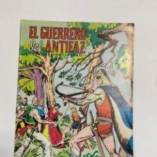 Giornalini: EL GUERRERO DEL ANTIFAZ. Nº 186 - PRISIONEROS DE LAS MONTAÑAS. EDITORA VALENCIANA.. Lote 242051275